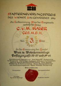 Possingergasse 53-57 59-61