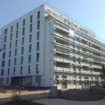 Neubau, Wohnhausanlage, In der Wiesen BPL 15