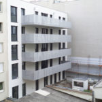 Wohnhausanlage, Neubau, Zieglergasse 53