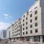 Wohnhausanlage, Pogrelzstraße 79, Stg. 1-4, Wien 22