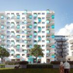 Wohnhausanlage, Marlen Haushofer Weg 6, Wien 22