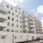 Wohnhausanlage, Pogrelzstraße 79, Stg. 5-7, Wien 22